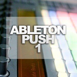 miniatura ableton push 1