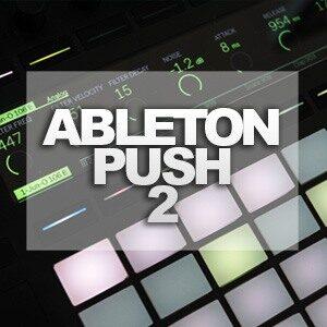 miniatura ableton push 2