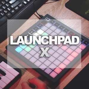 miniatura entrada novation launchpad X