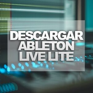 miniatura DESCARGAR ABLETON LIVE LITE