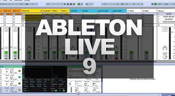 MINIATURA PAGINA PILAR ABLETON LIVE 9
