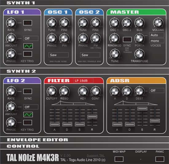 plugin para ableton tal noisemaker