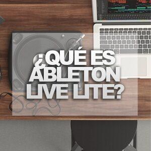 miniatura QUE ES ABLETON LIVE LITE