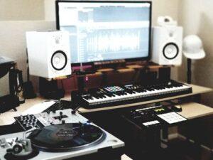 escritorio productor