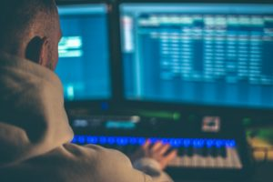 productor de musica usando ableton 9